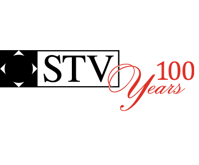 STV Inc logo