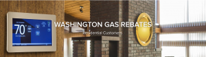 Washington Gas Energy Efficiency Rebates