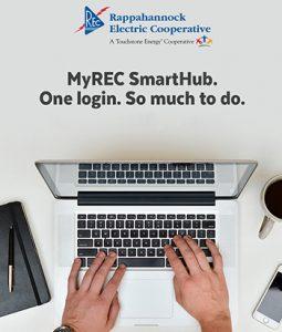 SmartHub Portal Rappahannock Electric Cooperative