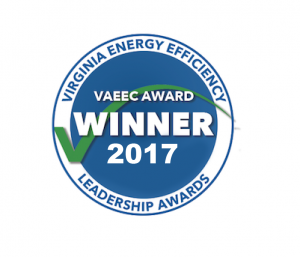 2017 Energy Efficiency Leadership Awards Badge