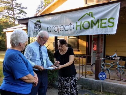 project:Homes site tour